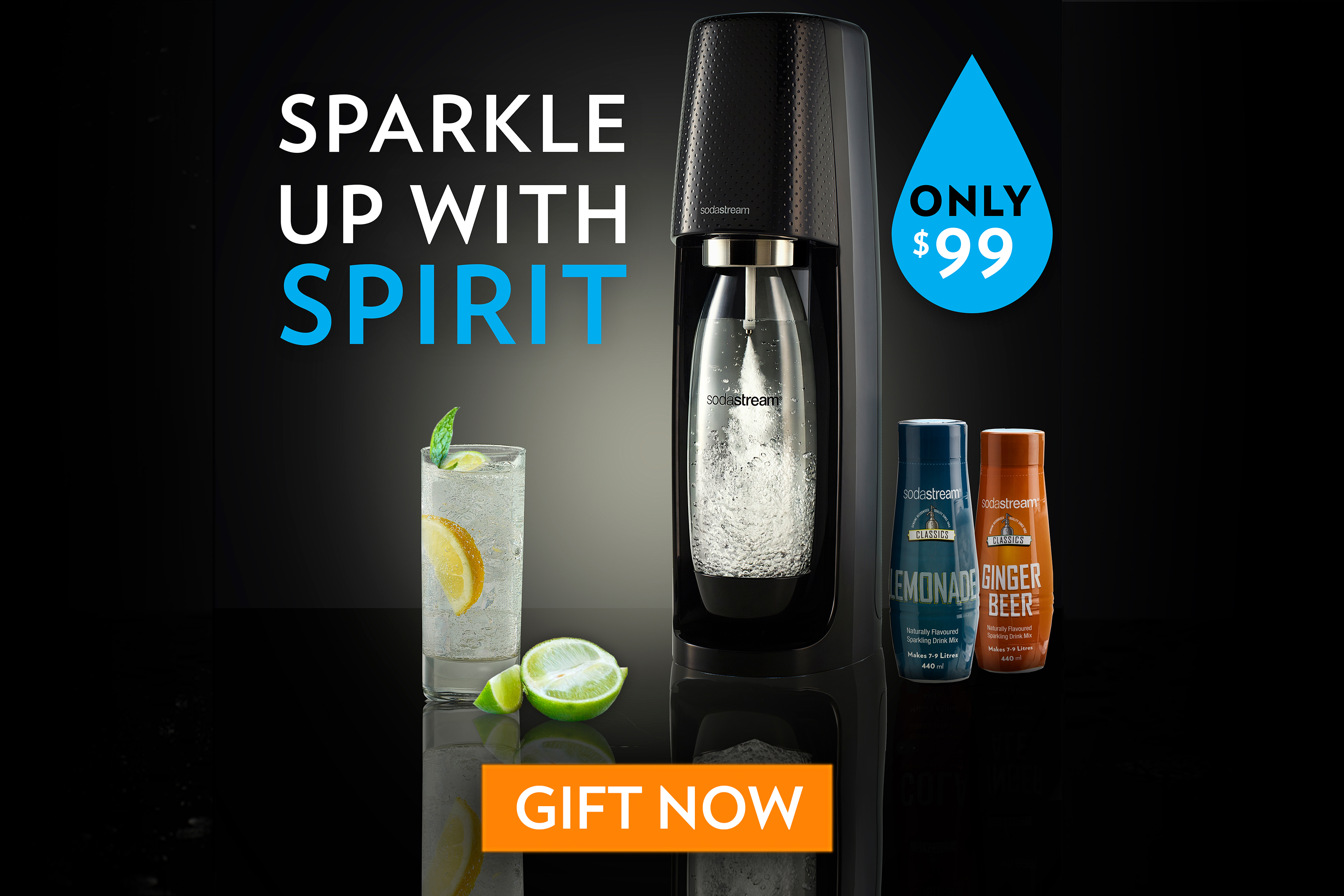Exclusive Fathers Day SodaStream Specials