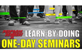 Perform Better 'Learn-By-Doing' One-Day Seminars