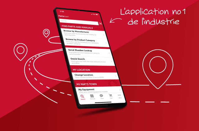 L'application no1 de l'industrie