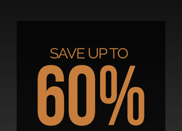 Save Up to 60% on Custom Products