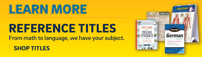 Learn more with our selection of reference titles