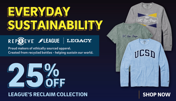 25% off League's Reclaim Clothing Collection