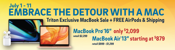 MacBook Sale