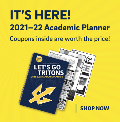 The new 2021-22 planner is here! Filled with coupons.
