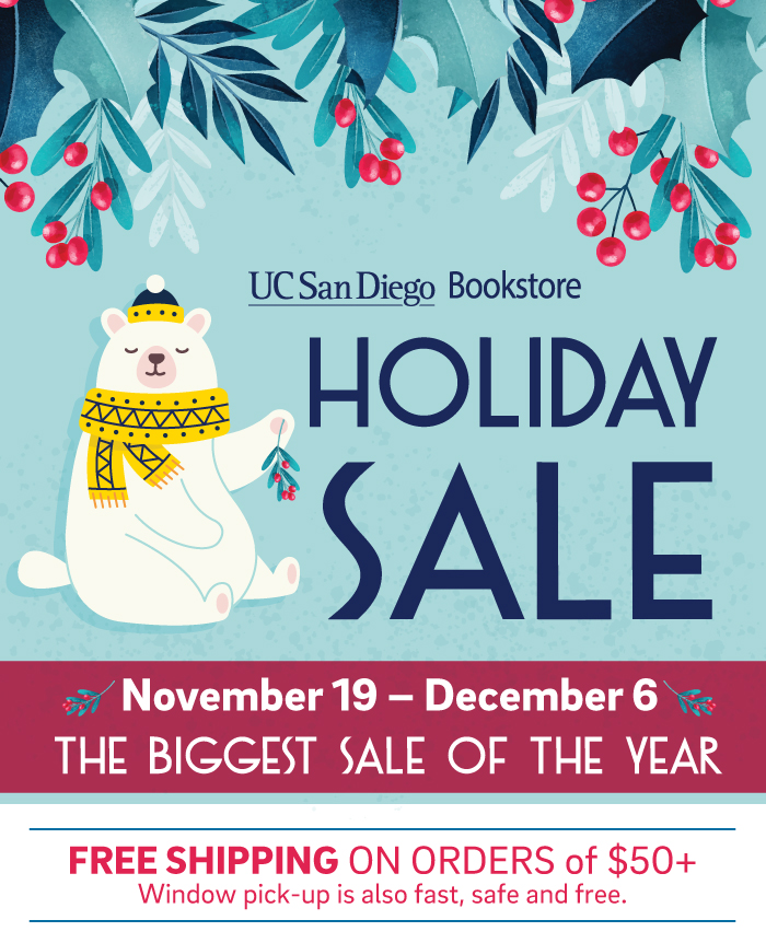 Bookstore Annual Holiday Sale