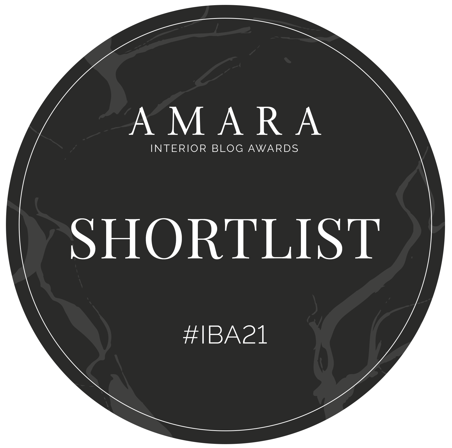 Over the moon this blog is now on the short list for an Amara award!